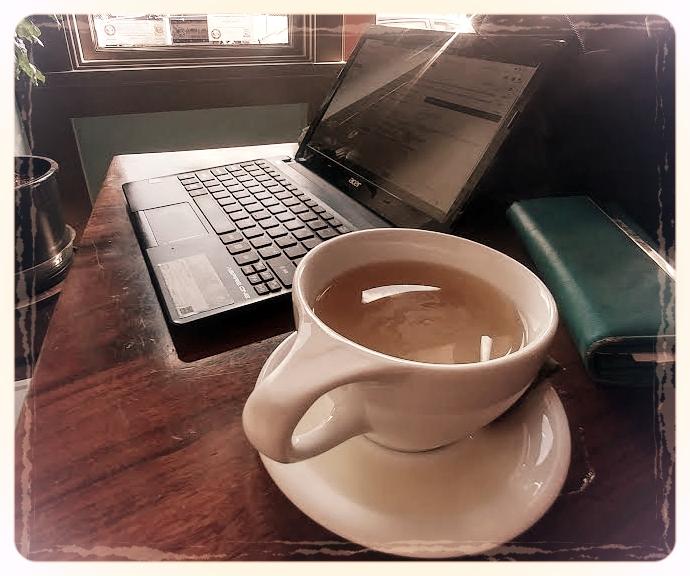 Tea and Computer