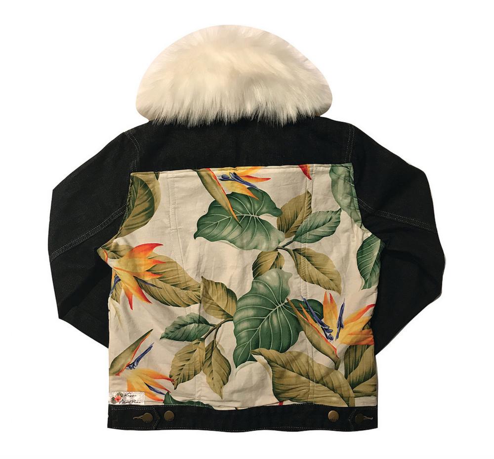 The Hanapepe Jacket