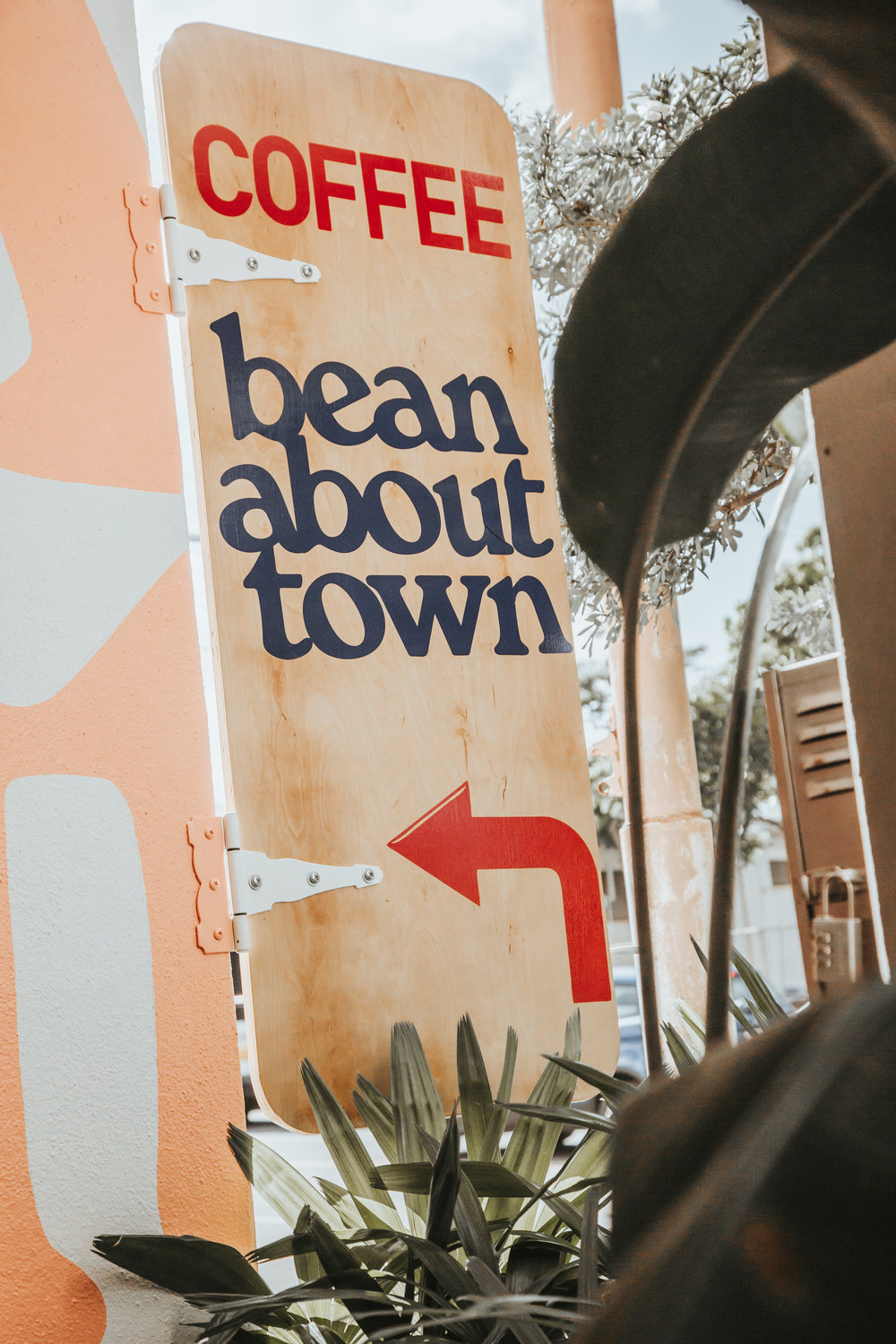 Bean About Town     has yummy pastries and ethically sourced coffee