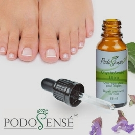 Podosensé - Based on essential oils, Podosensé products are suitable for people with diabetes, heart problems, chemo or other health problems. All products can also be used all over the body, and are perfect for a podiatry.