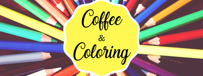 Coffee & Coloring Event at Moonlight Coffeehouse - A Free Event at Milwaukie's favorite neighborhood coffeeshop!
