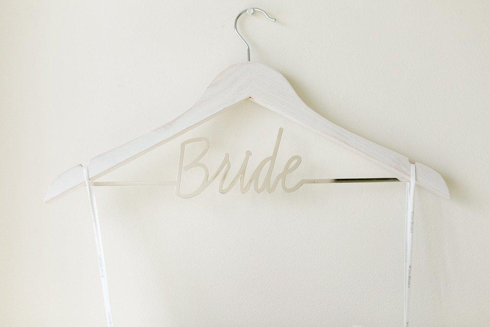 Dress Hangers -