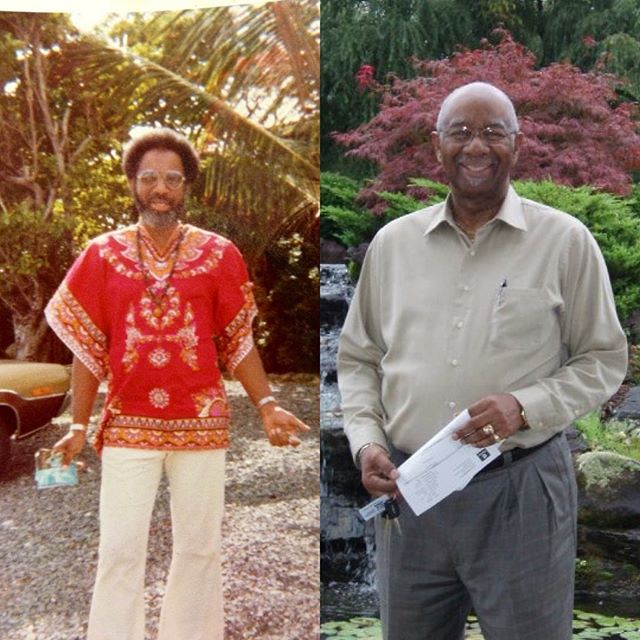 RIP to my grandfather Arthur Hilson. Thank you for showing me one does not need to ever stop giving to this world. You were a Veteran, A professor,  a Pasteur, and a police commissioner all in one lifetime. I can only hope to be as driven.. I had so much planned for music the start of this year but after losing both grandfather figures in my life I'm gonna lay low and reflect for a bit. 🙏🏽💕
