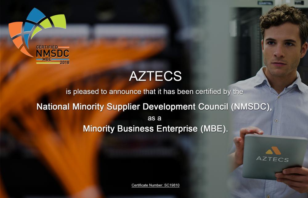 MBE NMSDC Aztecs