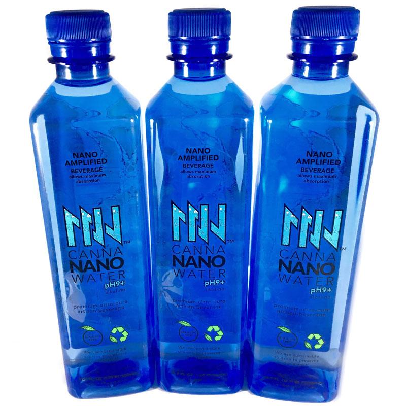 CBD Nano Water — KANAVI