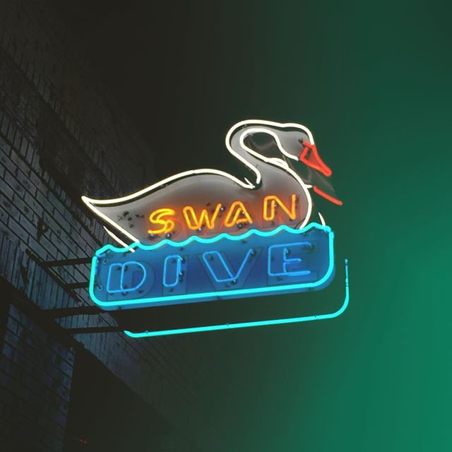 One last swan song in Austin, Texas 👋