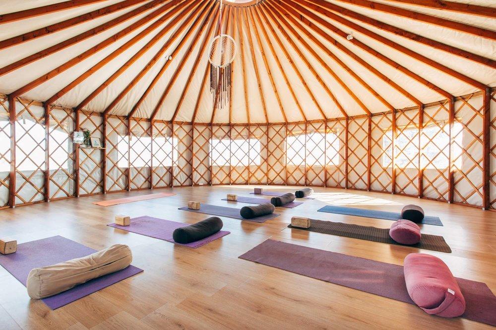 Retiro yoga y mindfulness - 12 al 14 de Abril 2019.