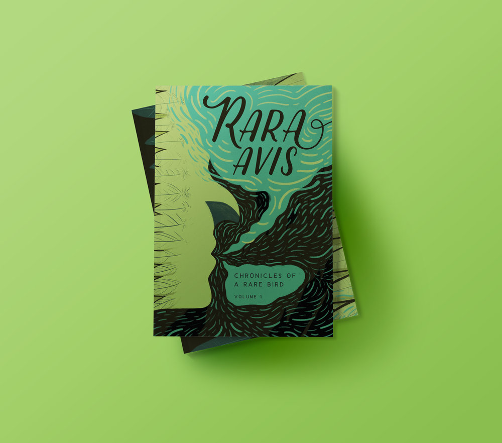 Rara Avis - Growing up in an unconventional household compared to most and living in multiple parts of the country as a naive, goody