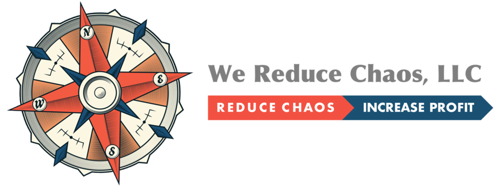 We Reduce Chaos Logo