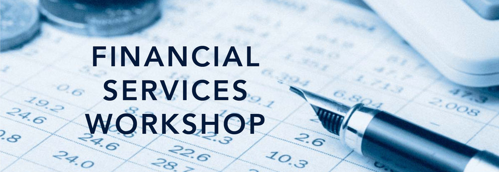 financial services events