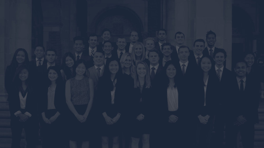UNDERGRADUATE BUSINESS SOCIETY - UCLA's Premier Business Organization Since 1981