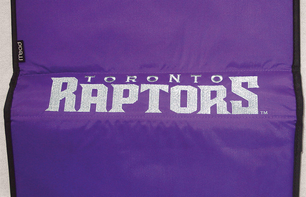 RARE Vtg 90s NBA 3-Ring Zip Mead Binder TORONTO RAPTORS, $39.99 eBay