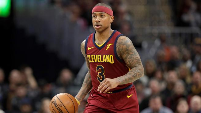 Isaiah Thomas returns for the first time this season
