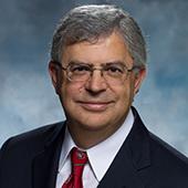 Suhayl Dhib-Jalbut, MD   Rutgers University   Past President* 2016-2019