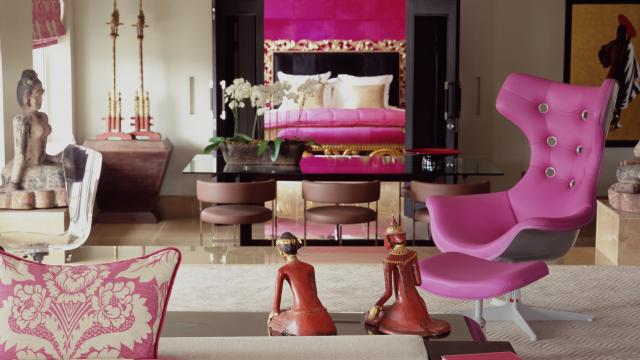 The Schiaparelli Suite of The May Fair Hotel, London