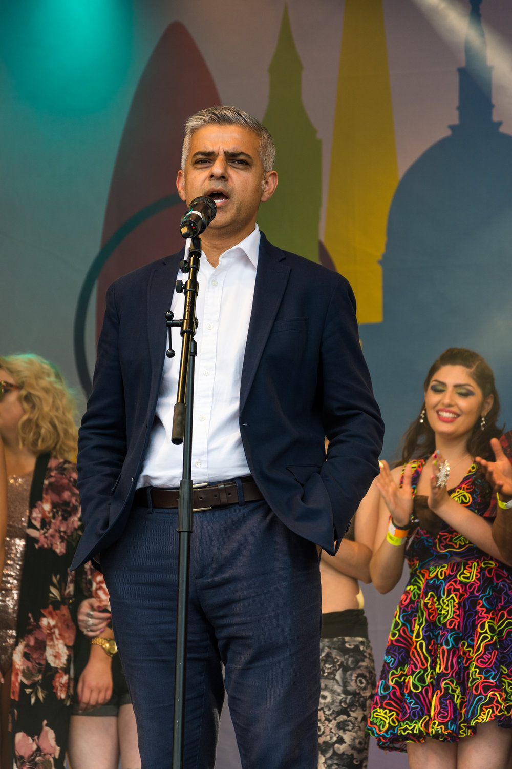 Mayor Of London (Photograph: Dave Nash)