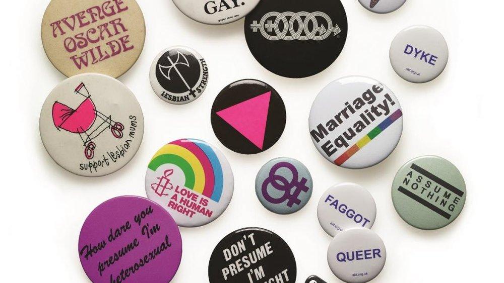 Desire, love, identity: exploring LGBTQ histories (Photograph: British Museum)