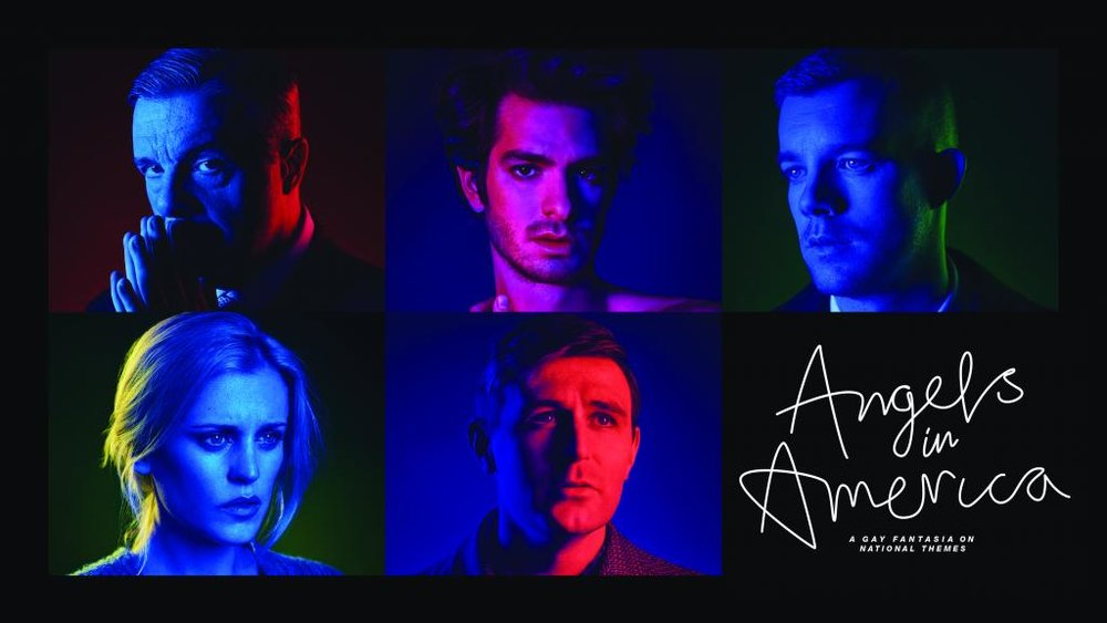 Angels in America at the National Theatre (Photograph: National Theatre)