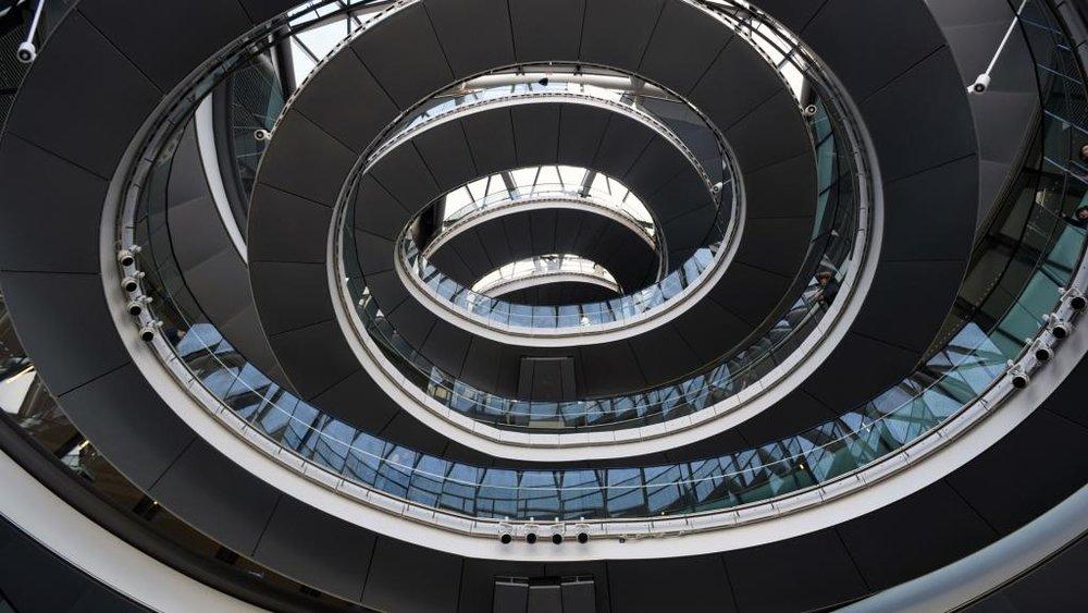 Inside City Hall (Photograph: Stock photo)