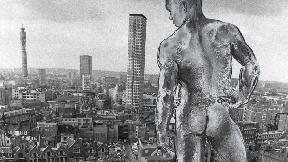 Queer and the City (Photograph: Architectural Press Archive/RIBA Collections/Figuration Ltd)