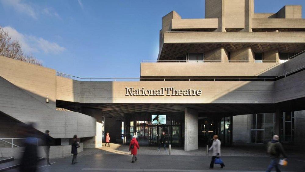 National Theatre (Photograph: Philip Vile)
