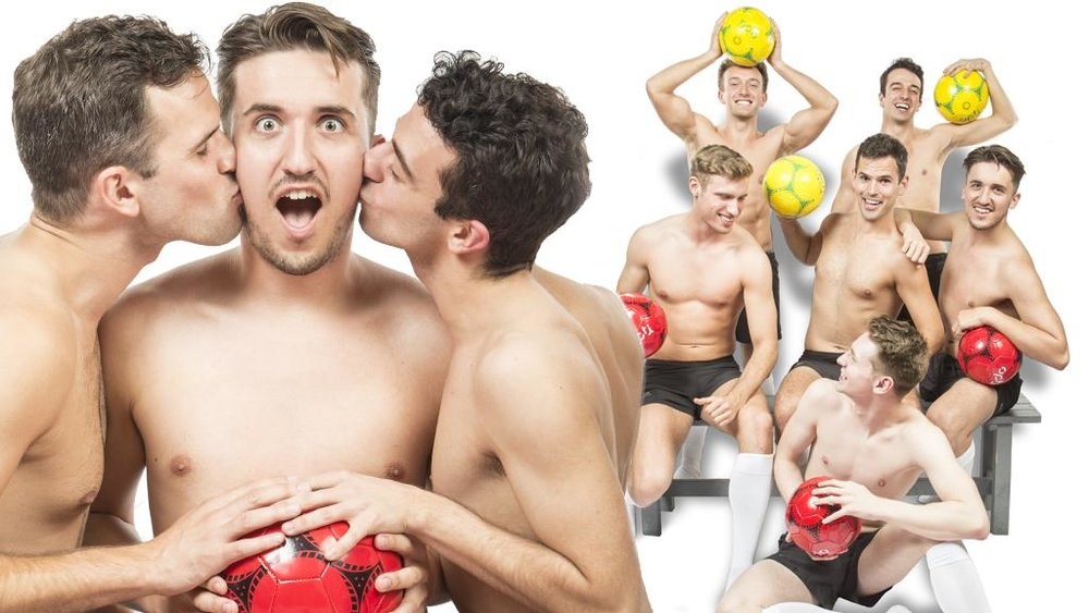He Shoots! He Scores! A Musical With Balls (Photograph: Above The Stag)