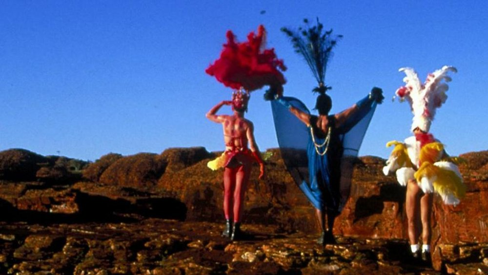 The Adventures of Priscilla, Queen of the Desert (Photograph: Unicorn Nights)