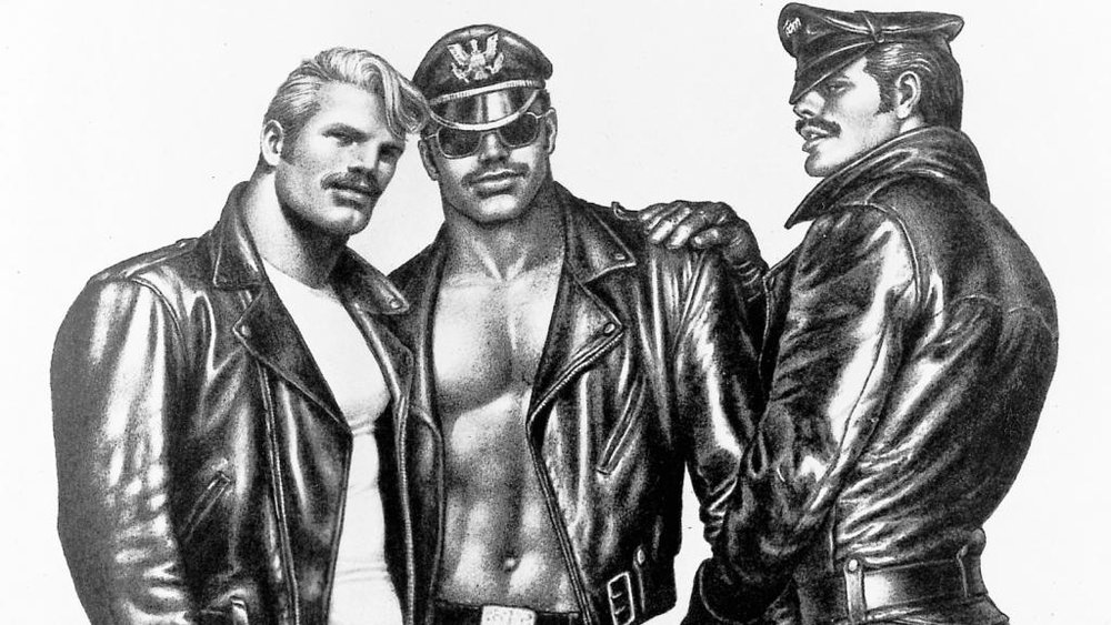 Tom of Finland Art (Photograph: Tom of Finland Foundation)