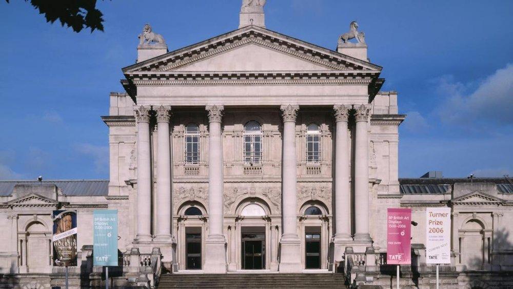 Tate Britain (Photograph: Tate)