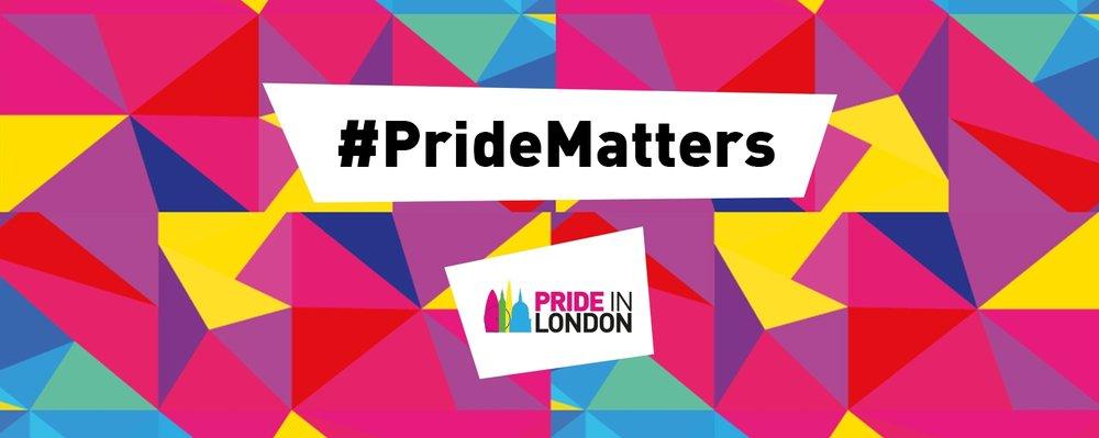 Pride in London 2018 Theme Announced