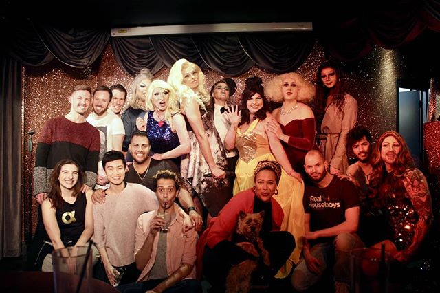 Last week #PridesGotTalent Cabaret started with a big bang 💥! We saw some unbelievable acts.  Looking forward to Heat 2 on 12 March at The Old Ship. Come see some incredible UK LGBT+ acts for free from 6pm.
