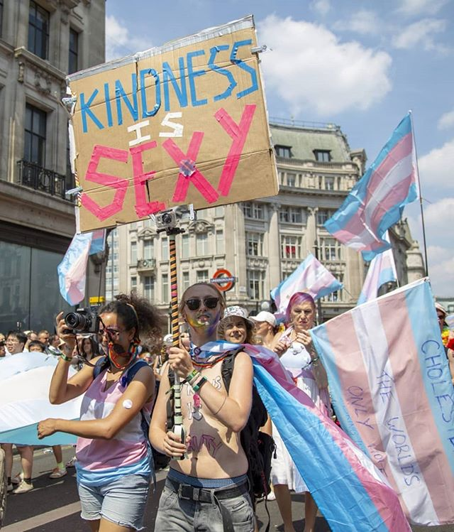 #Pride is whatever you want it to be! Whether that's a protest, a celebration, or a day to express yourself, - make sure you're there on 6 July.