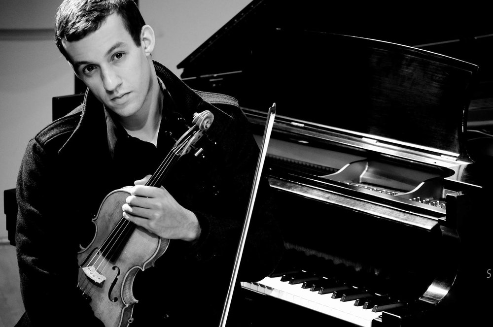 Scott Jackson, violin - Scott Jackson is an accomplished violin performer and recently received his Doctoral Degree in violin performance from the University of Cincinnati College Conservatory of Music.Scott has competed in numerous competitions and was a semi-finalist in the 2011, 2012, and 2013 Sphinx competitions. He also won the CCM Concerto Competition in 2014. In 2015, Scott was accepted into a fellowship position with the Grant Park Symphony in Chicago, Illinois, where he performed extensively with the orchestra and as a member of the PI String Quartet. He has been invited to play in masterclasses with violinists such as Midori, Gil Shaham, and Augustin Hadelich.Scott currently plays in several orchestras and ensembles, including the Dayton Philharmonic Orchestra and Las Vegas Philharmonic. He has been invited for the past four years to play with the Sphinx Virtuosi Chamber Orchestra on tours across the United States. Scott is a founding member of the Price Hill String Quartet, which performs regularly in Cincinnati, Ohio and has earned a grant from ArtsWave. In 2017, he joined the faculty of Porterville Summer Strings, an intensive 2 week long music festival that targets the low-income area of Porterville, California.Scott has attended numerous summer festivals including Meadowmount School of Music, Indiana University's String Institute, Aspen Music Festival in Colorado, and the Pacific Music Festival in Japan.  He received his Bachelor's Degree in Violin Performance from the University of Texas, where he studied with Brian Lewis. He continued his studies at the University of Cincinnati College-Conservatory of Music where he completed a Masters degree and his doctoral work while studying with Professor Won Bin Yim.