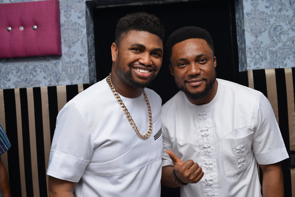 wole Oni With Tim Godfrey .JPG
