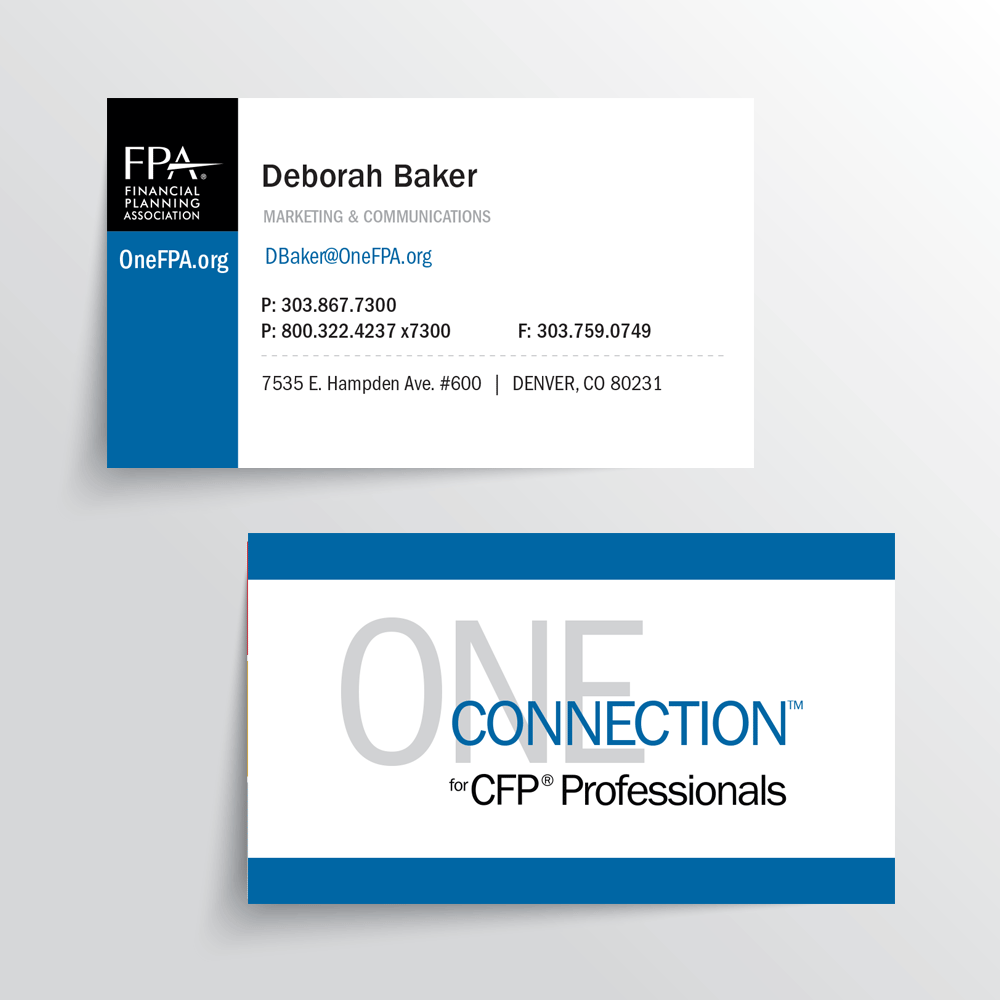 FPA Business Cards