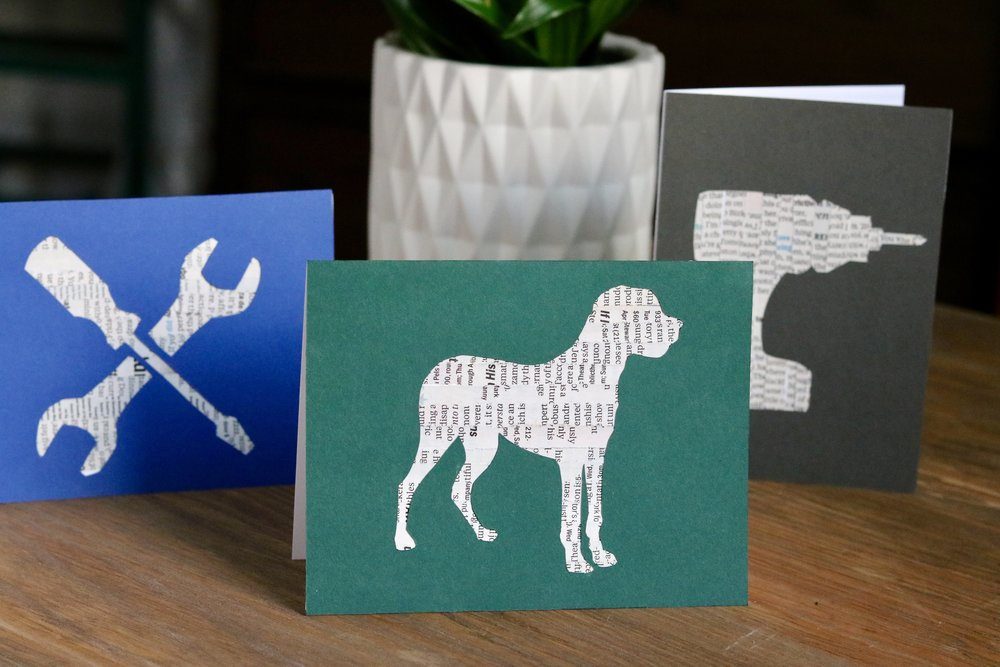 DIY Father's Day Cards #handmadegifts #handmadecards #cards #fathersday #fathersdayideas #fathersdayideas #cardsformen #giftsformen #diycards #papercrafts #paperart