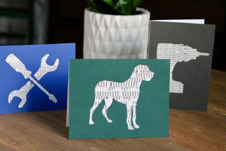 diy father s day cards crafty lumberjacks