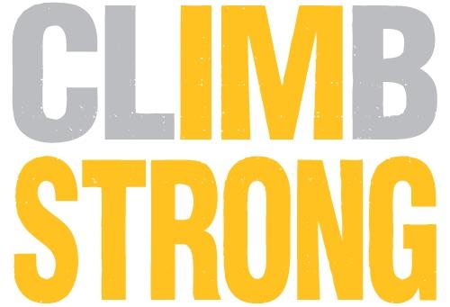 Climb Strong Logo