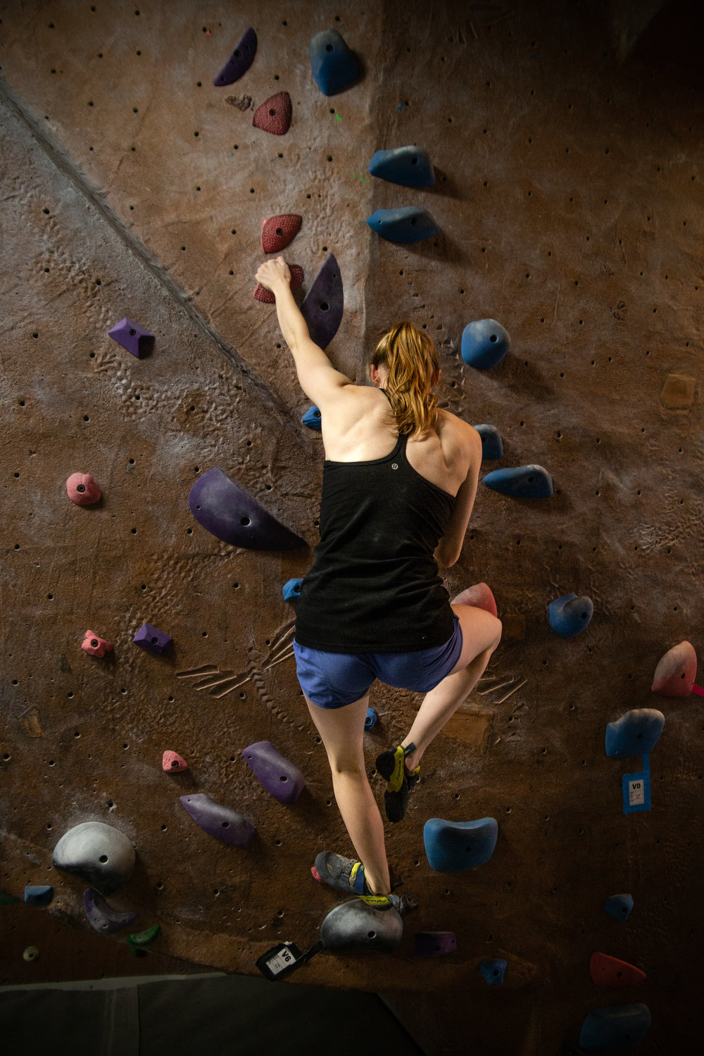 Training for Climbing Clubs -