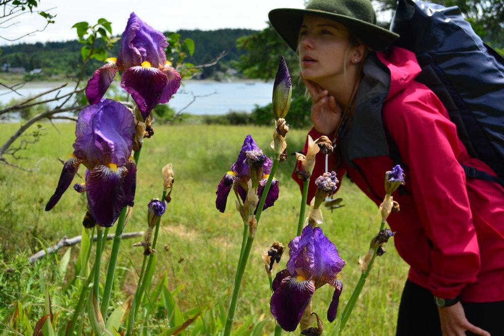 Naturalist Katie
