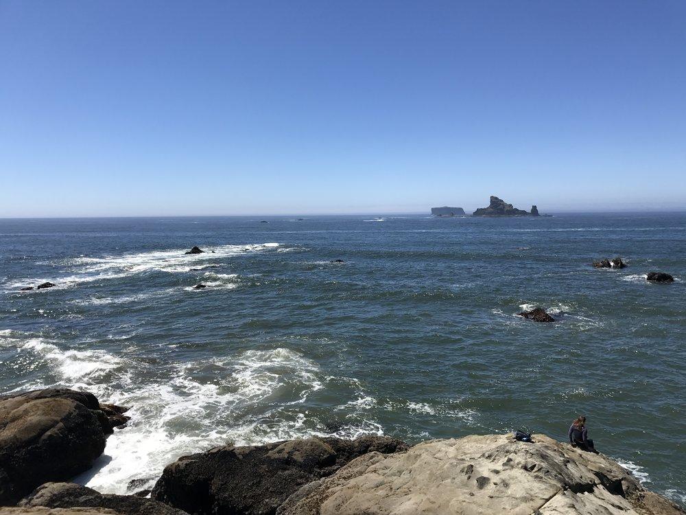 Ocean beauty.