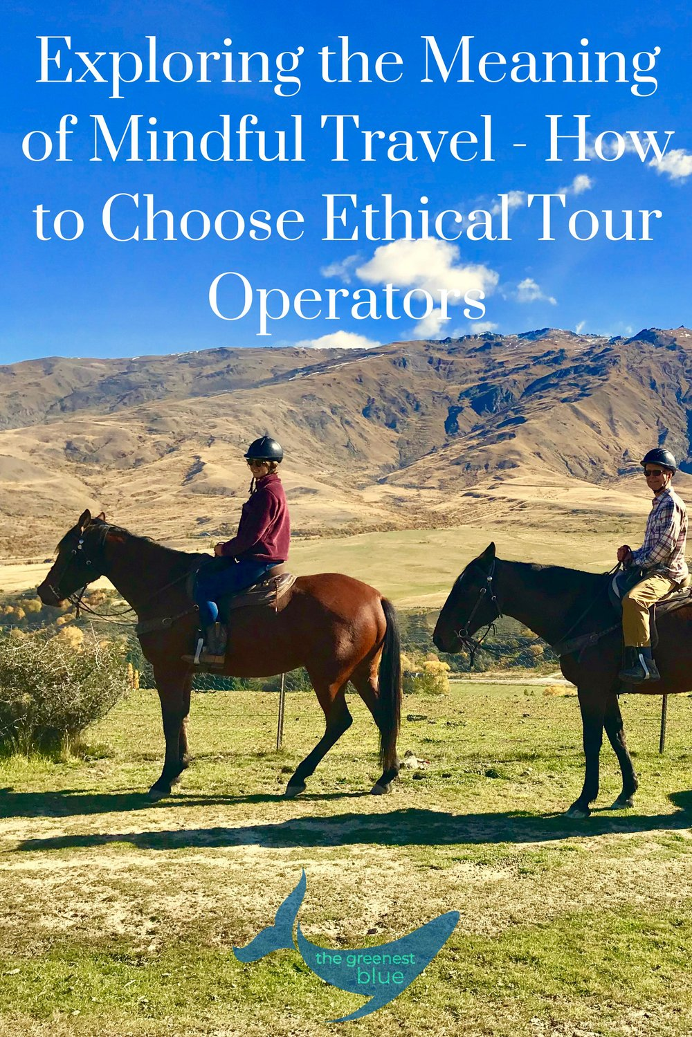 Meaningful Travel - How to Choose an Ethical Tour Operator