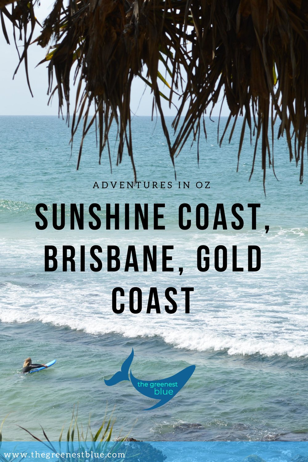 Come explore this beautiful part of Eastern Australia with me, as I learn about the secrets of the Sunshine Coast, Brisbane, the Gold Coast, and Byron Bay!