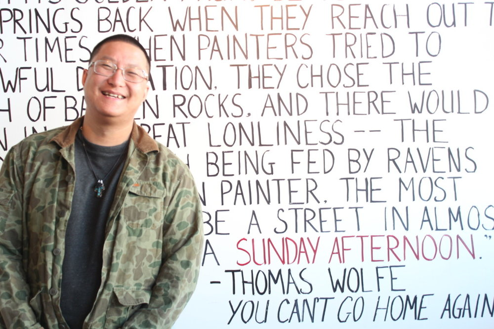 Truong Vo/ Co-Founder  - As a chemist I've dedicated my life to the study of transformation. Understanding when, why and how things change continues to play a critical role in my career as a serial-entrepreneur. My brother and I share much in common and we wanted to align our goals on a single platform. The goal remains to enrich and empower our community by cultivating and showcasing emerging artists.