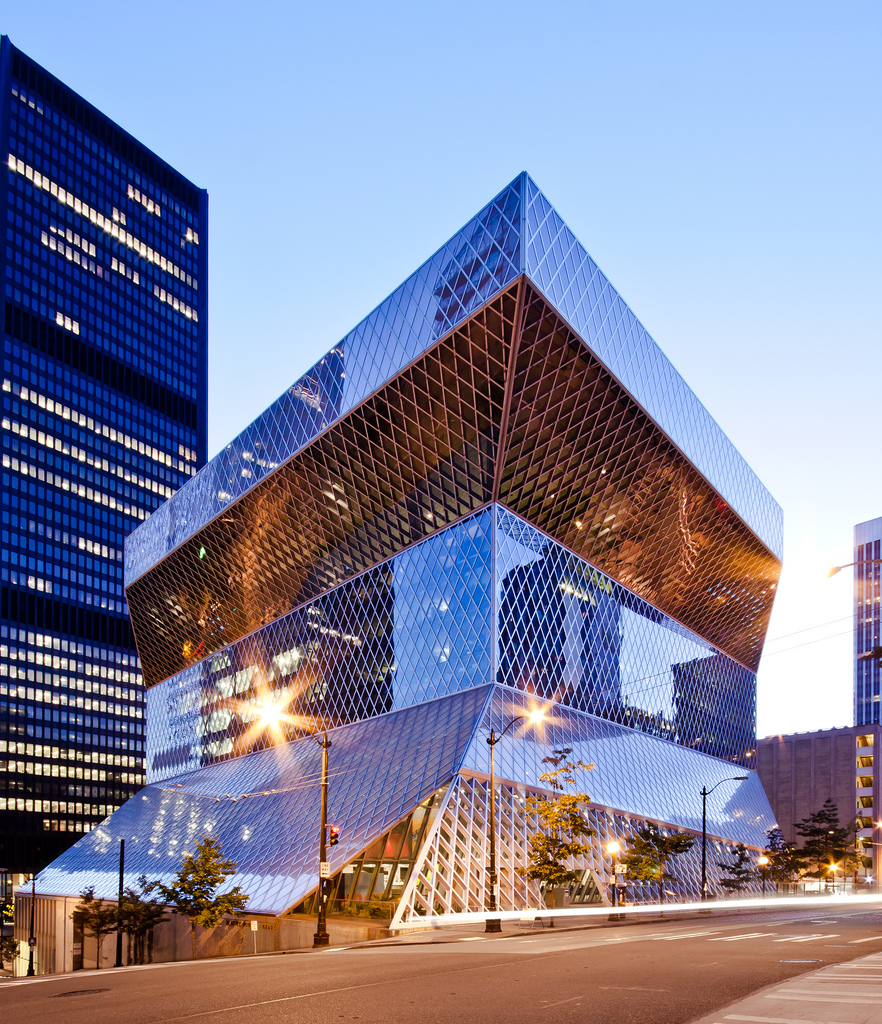 Copy of Copy of Seattle Public Library