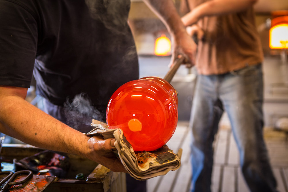 Glassblowing Activity