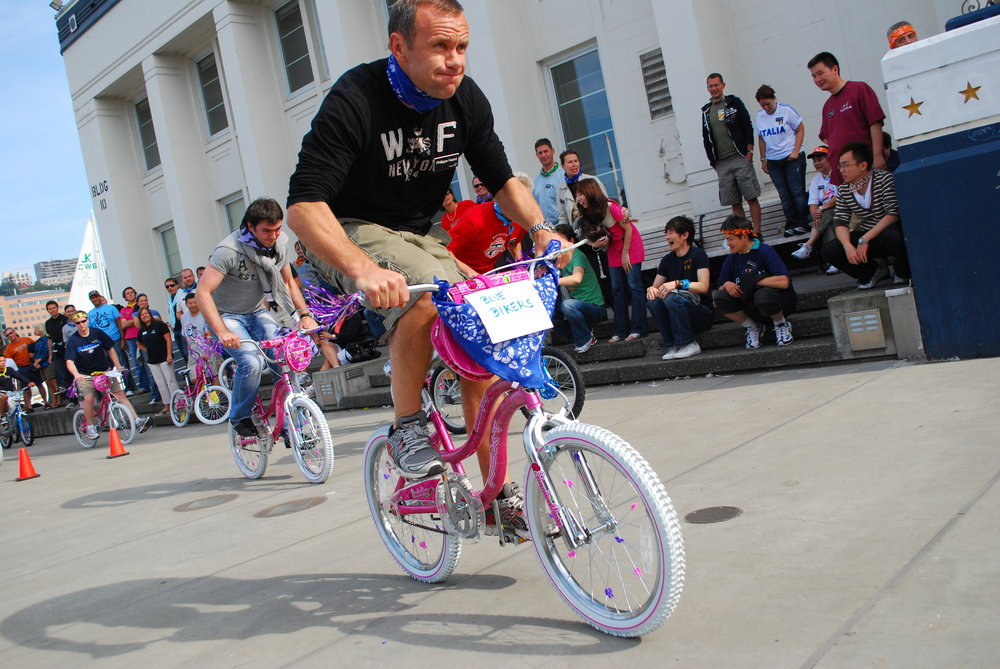 Bike Building Activity