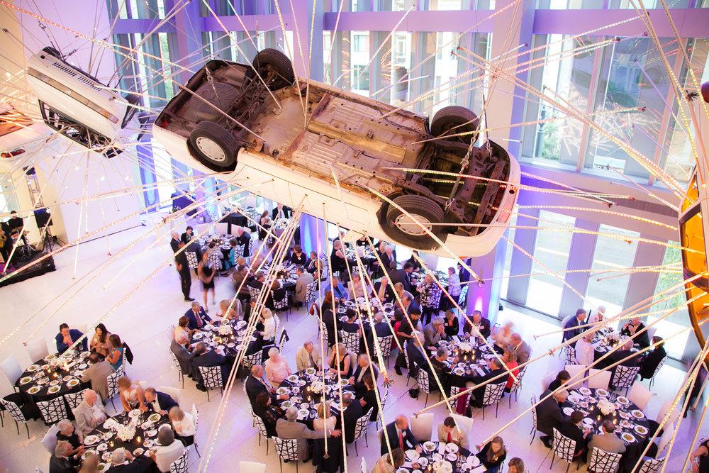 Seattle Art Museum Reception