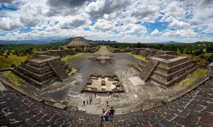 Teotihuacán | Source: Rene Trohs