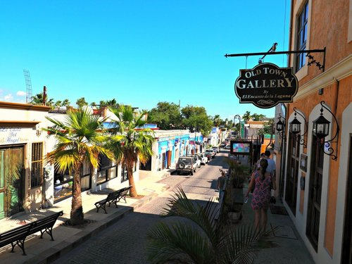 San Jose Del Cabo Gallery District